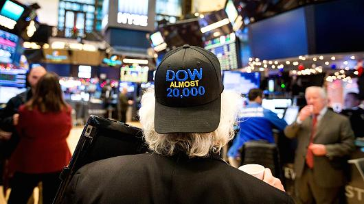 DOW 20,000 - Almost There