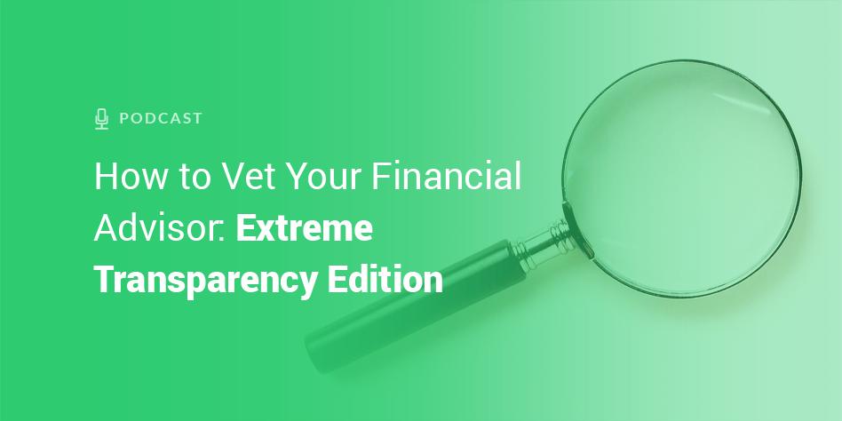 How to Vet Your Financial Advisor