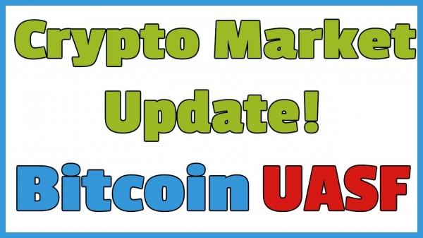 Crypto Market Breakdown and Bitcoin BIP-148 (UASF).